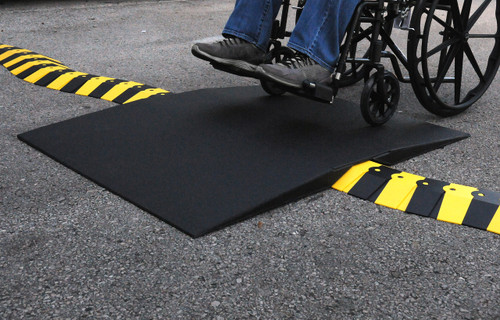 Ultra-Sidewinder Ramp for Medium Sidewinder Cable Protectors