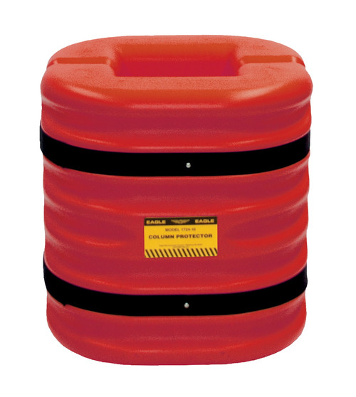 Eagle Column Protector 1724-10RED