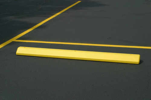 Eagle Yellow Parking Stop