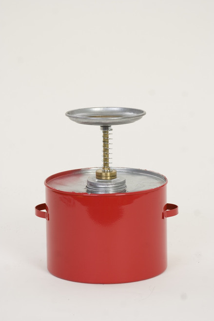 Eagle Metal Plunger Can