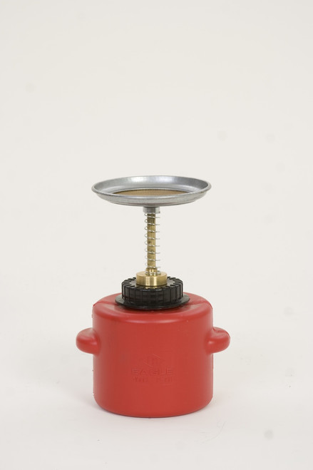Poly Plunger Safety Can