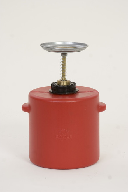 Poly Plunger Can