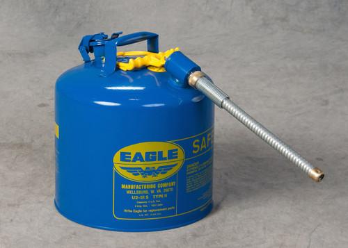 Eagle Kerosene Metal 5 Gallon Can