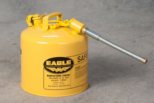 Eagle Diesel Safety Can