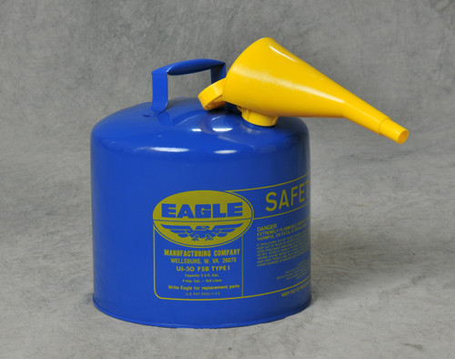 Eagle Metal Can