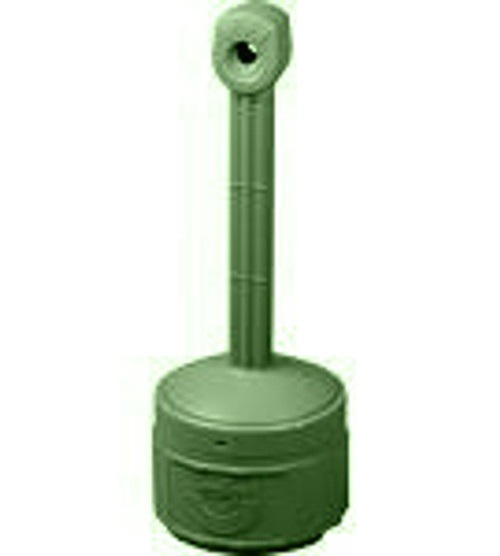 JUSTRITE Smoker's Cease Fire Personal Size - Forest Green