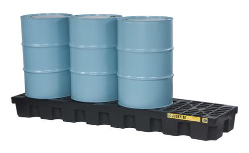 4 Drum Inline Spill Pallet