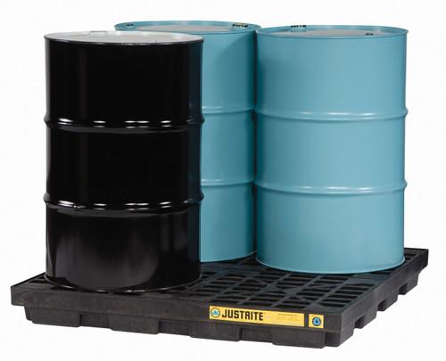 4 Drum EcoPolyBlend Pallet