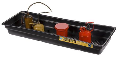 Justrite Spill Containment Tray