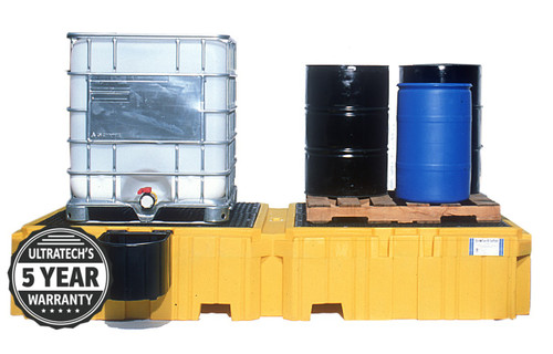 IBC Secondary Containment