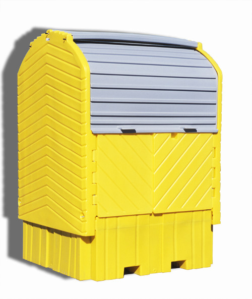 Ultratech IBC Outdoor Containment Unit