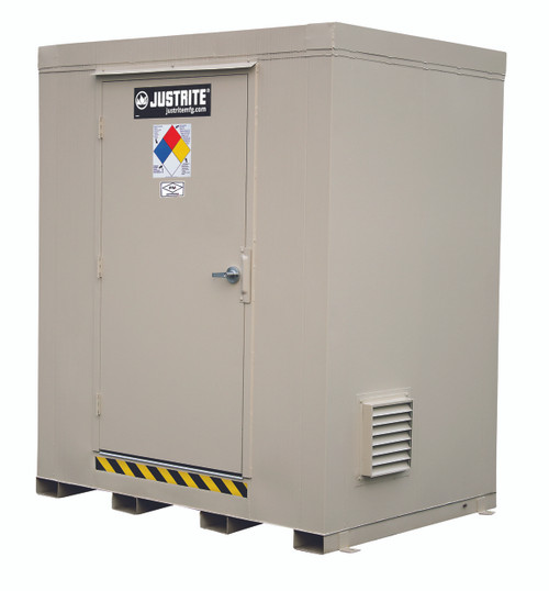 Justrite 4 Hour Fire Rated Storage Building