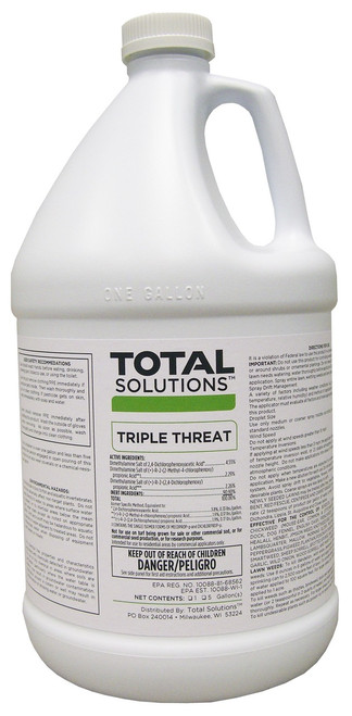 Triple Threat Selective Weed Killer
