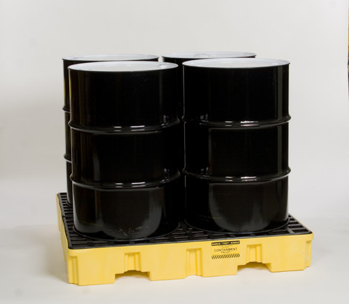 Spill Pallet - Low Profile