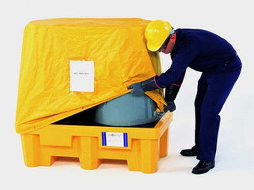 Pull Over Cover for P2 Spill Pallets (2504, 2505, 1010, 1011)