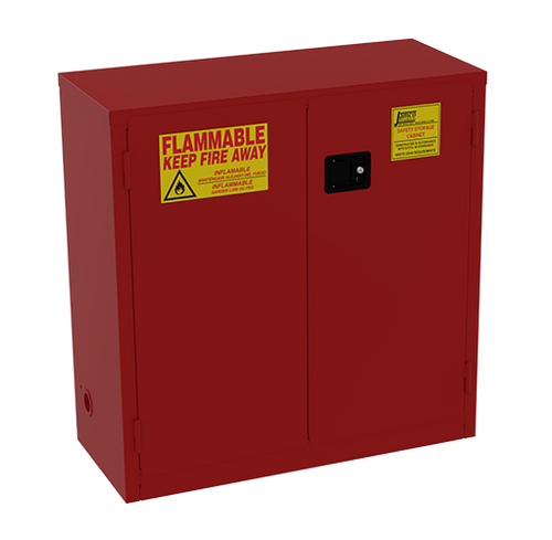 Jamco Paint & Ink Flammable Cabinet 120 Gallons