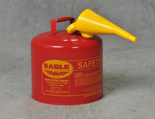 Eagle 5 Gallon Gas Can