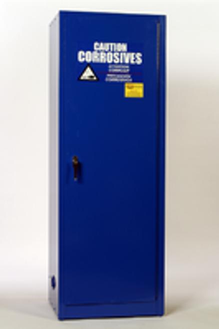 24 Gallon Corrosive Storage Cabinet