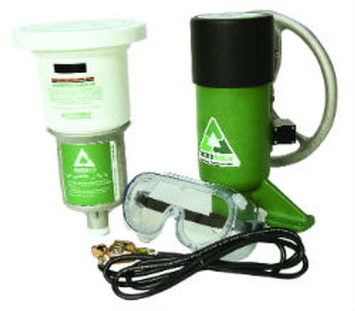 Aerosolv 360 Premium Puncturing Unit, Filter, Wire and Goggles