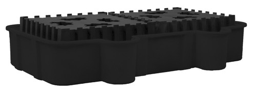 Double IBC Containment Spill Pallet