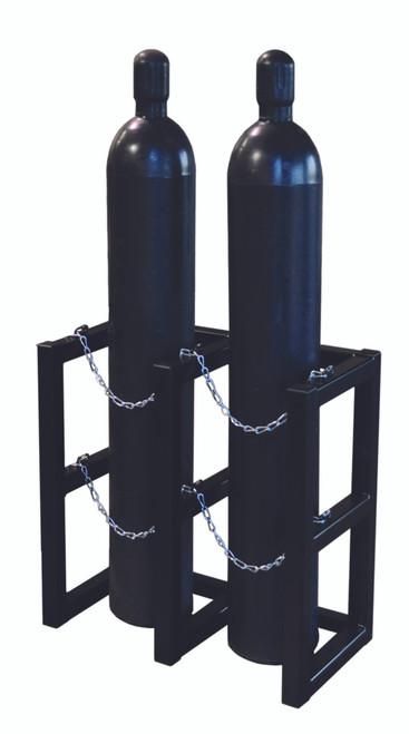 Justrite Gas Cylinder Rack