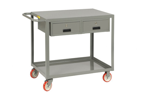 Little Giant Service Cart w/2 Drawers