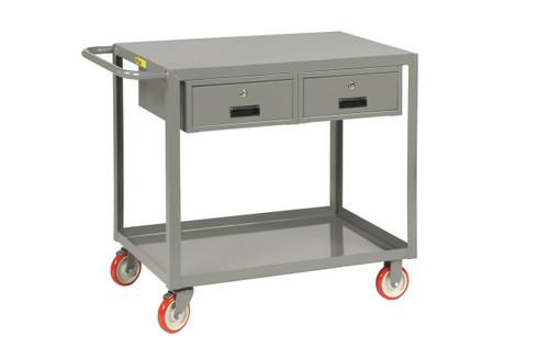 Service Cart w/2 Drawers