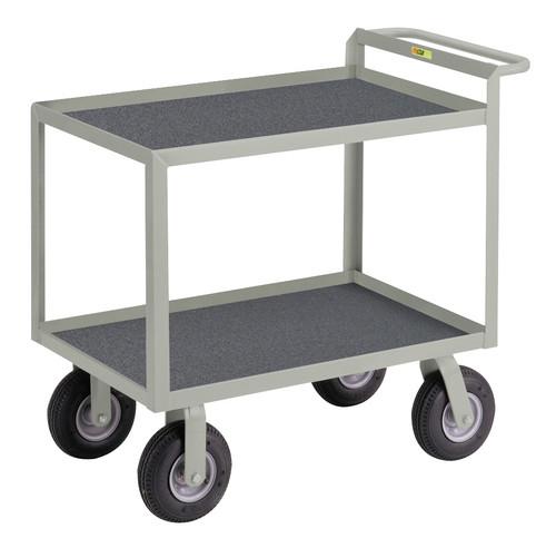 Instrument Cart w/Hand Guard
