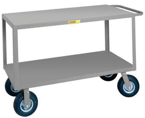 Flush Handle Instrument Cart