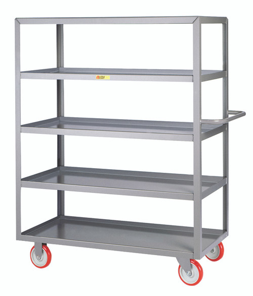 5 Shelf Service Cart
