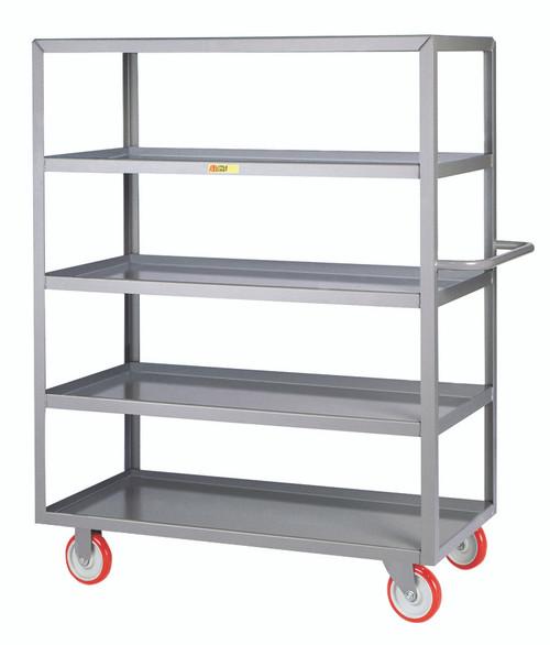 Service Cart w/5 Shelves