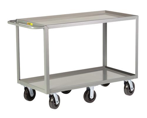 Heavy Duty Cart w/6 Wheels