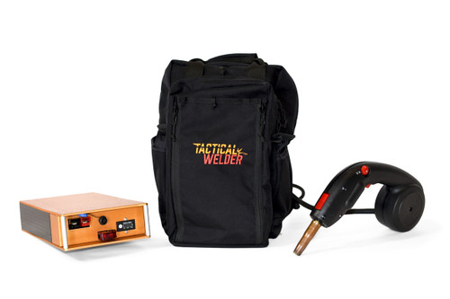 Portable Tactical Welder