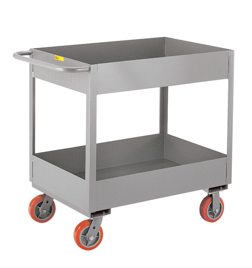 Industrial Shelf Cart