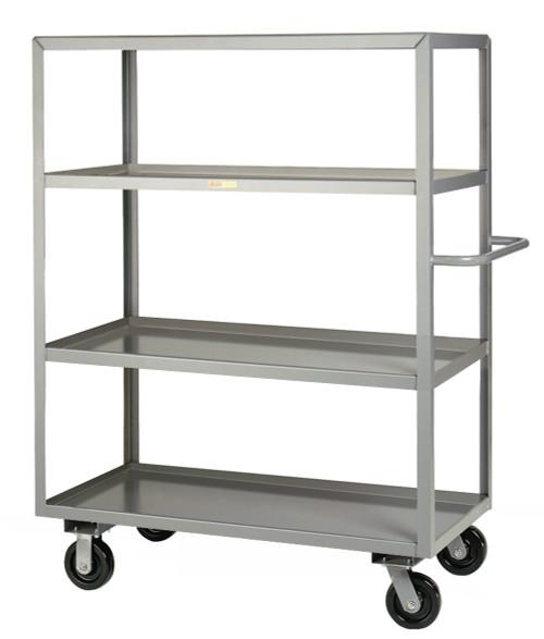 Little Giant 4 Shelf Storage Rack