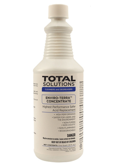 Safe Acid Replacement Cleaner