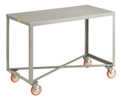 Work Table with Wheels