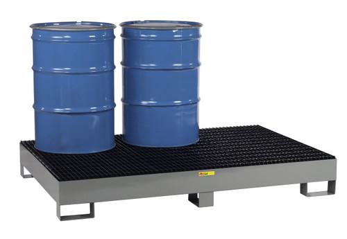 6 Drum Steel Pallet