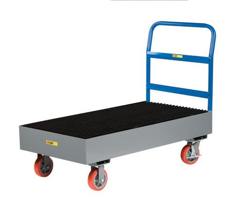 2 Drum Spill Control Cart
