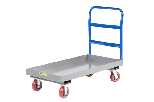 Material Handling Platform Cart