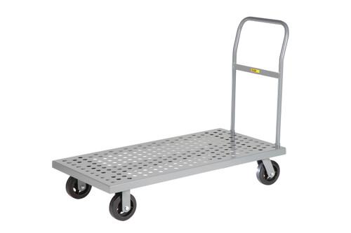 Perforated Deck Cart