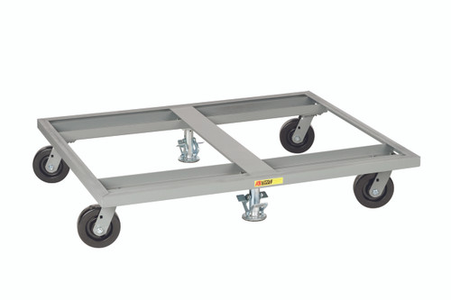 Industrial Pallet Cart w/Floor Locks