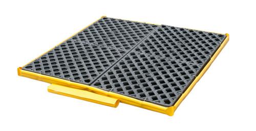 4 Drum Flexible Spill Deck w/Bladder