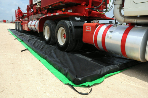 PVC Foam Containment Spill Berm