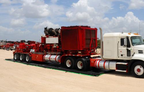 Interstate Products Foam Wall Berm - PVC Material