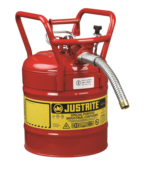 5 Gallon D.O.T. Safety Can