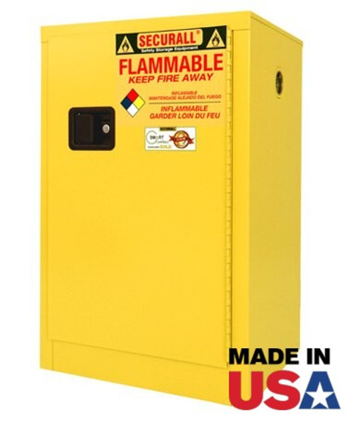12 Gallon Safety Cabinet