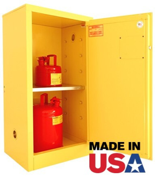 Securall Flammable Safety Cabinet