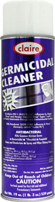 Germicidal Cleaner Spray