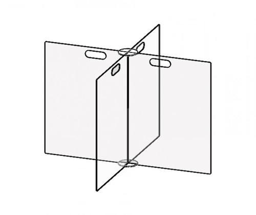 Accuform Table Divider